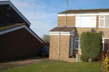 3 bedroom semi detached home for sale in Buttmead, Blisworth...