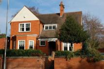 Detached house in Harlestone Road...