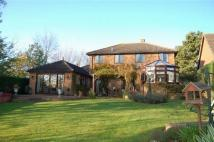 Detached home for sale in Hunsbury Close...