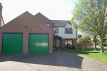 4 bed Detached house for sale in Stewart Close, Moulton...