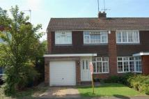 semi detached property in Oundle Drive, Moulton...