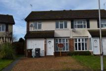 semi detached house in Dairy Close, Brixworth...