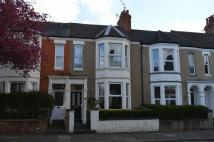 Terraced property in Clarence Avenue...