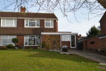Spinney Hill Road semi detached house to rent