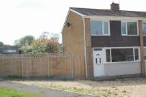 3 bed semi detached property to rent in Marsons Drive, Crick...