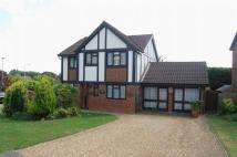 4 bedroom Detached house for sale in Ravens Croft...