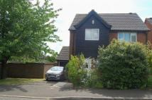 Detached house in Daimler Close...
