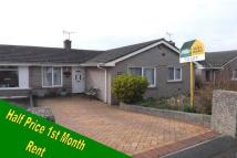 Bungalow to rent in MAKER ROAD, TORPOINT
