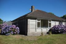 Bungalow to rent in Orchard Bungalow, Looe