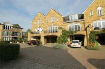 Terraced property in Swan Walk, Shepperton...