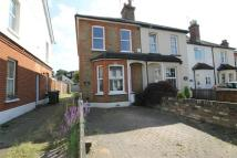 2 bedroom semi detached house to rent in Hersham Road...
