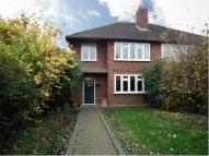 semi detached house in Merton Way, West Molesey...