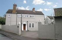 Detached house to rent in Lammas Lane, Esher...