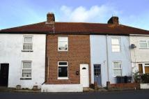 Terraced home for sale in Salterns Lane...