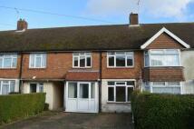 Terraced house in King Road...