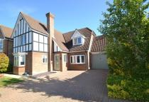 4 bed Detached home in Wheelwrights Close...