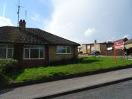 Semi-Detached Bungalow to rent in Middleton Close, Ipswich...