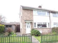 3 bed semi detached property for sale in Firwoods Road, Halstead...