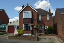 Detached home in Alexandra Road...