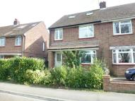 semi detached property in Blamsters Crescent...