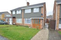 semi detached home in Meadow View Road...