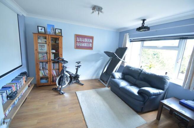 TV room/bedroom 5
