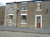 Terraced house in Fitzalan Street, Glossop...