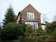 Detached house in Woodhead Road, Glossop