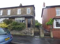 3 bedroom semi detached property for sale in Hadfield Road, Hadfield...
