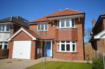 5 bed new house in Oakwood Road...