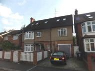 Detached home in Lansdowne Road, Luton...