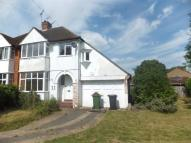 Tippendell Lane semi detached property for sale