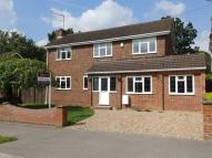 Detached property in St Lawrence Way...