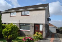 semi detached home in Sandyloan, Laurieston...