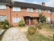 Terraced home in Capern Grove, Harborne...
