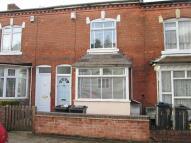 2 bedroom Terraced home in Clarence Road, Harborne...