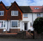ST. NINIANS ROAD Terraced house for sale