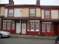 Terraced property in Chamberlain Street...