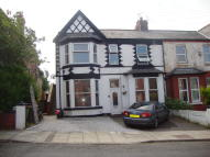 2 bedroom Flat in Hillside Road, Wallasey...