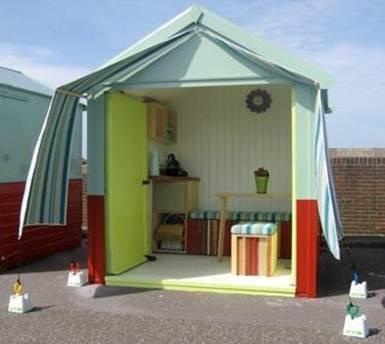 1 Bedroom House For Sale In Beach Hut 378 Kingsway Hove East Sussex Bn3
