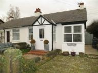 Semi-Detached Bungalow for sale in The Crescent...