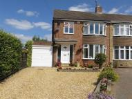 semi detached home in Rayleigh Drive...