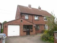 Thornhill Gardens semi detached property to rent
