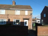 semi detached property to rent in Garden House Estate...