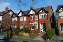 5 bedroom semi detached property in Leigh Road, Hale