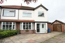 semi detached home for sale in Carlin Gate, Timperley