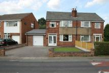 3 bed semi detached home in Grove Lane, Timperley