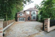 semi detached property in South Downs Road, Hale