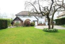 Detached home in Hale Road, Hale Barns