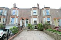 Terraced house for sale in Oxford Road, Altrincham